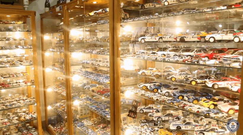 Guinness World Record for Largest Collection of Model Cars