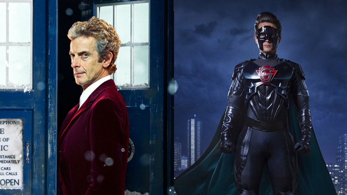 The Doctor Who 2016 Christmas Special