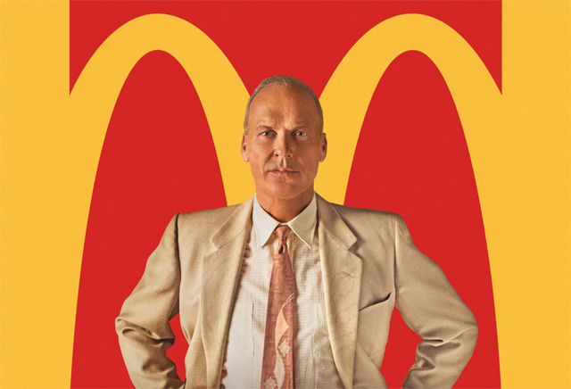McDonald's Biopic The Founder
