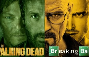 Breaking Bad Walking Dead