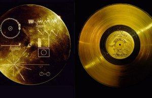 NASA's Voyager 1 Golden Record