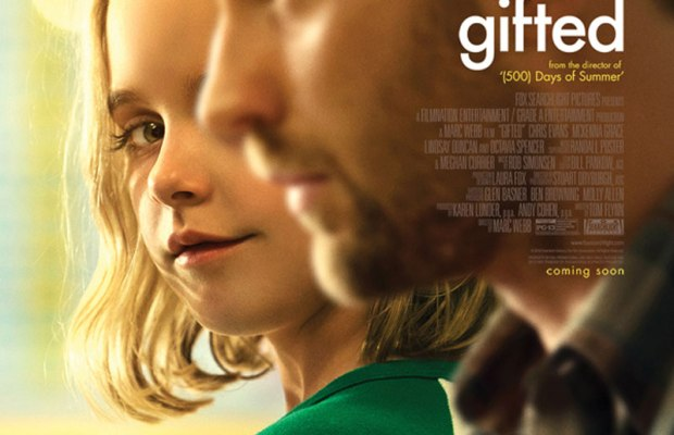 GIFTED Trailer And Poster Surfaced Starring Chris Evans