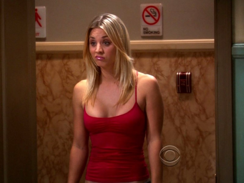 Sexy pics of penny from big bang theory
