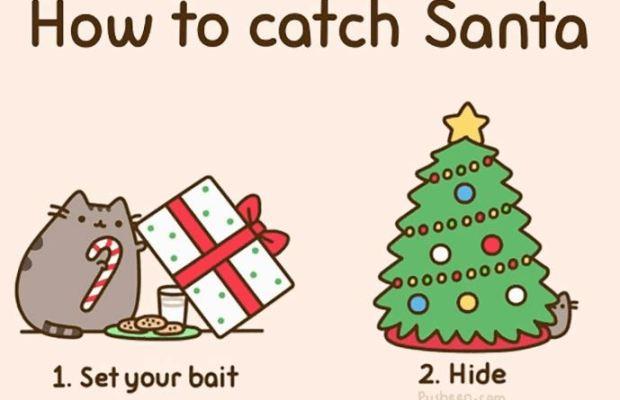 Hilarious Christmas Comics