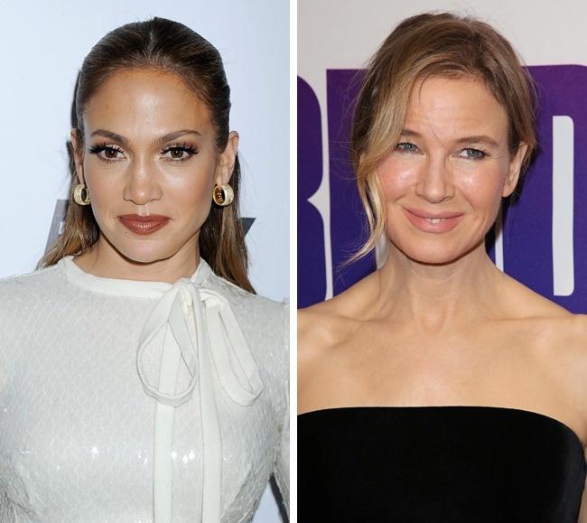 Jennifer Lopez and Renée Zellweger