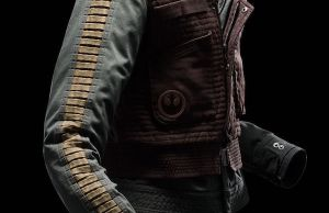 STAR WARS: ROGUE ONE Inspired Jackets
