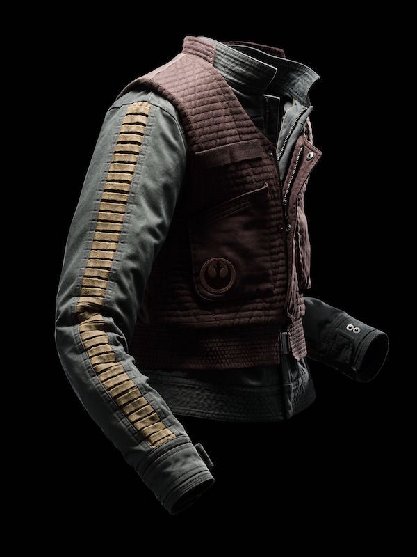 TAR WARS: ROGUE ONE Inspired Jackets