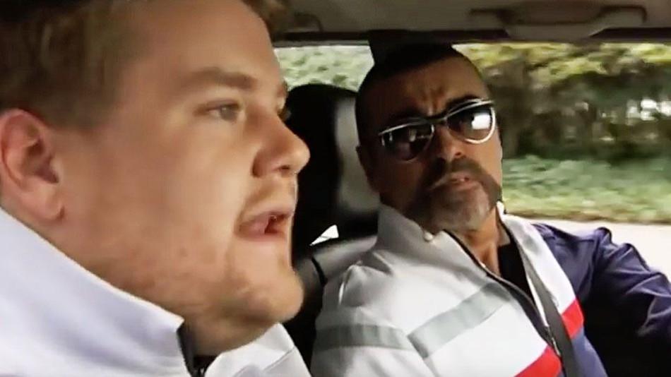 Carpool Karaoke George Michael
