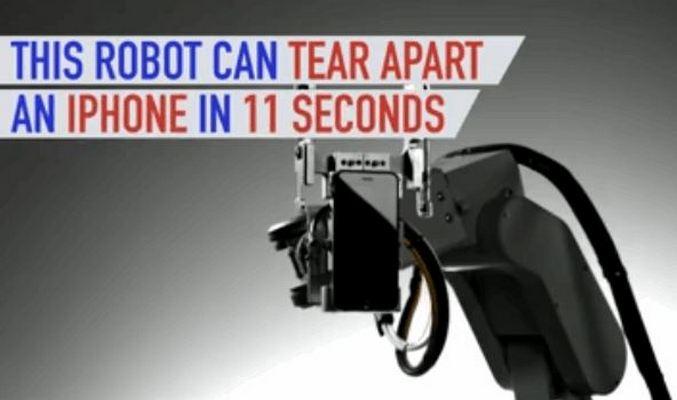 Apple's Robot