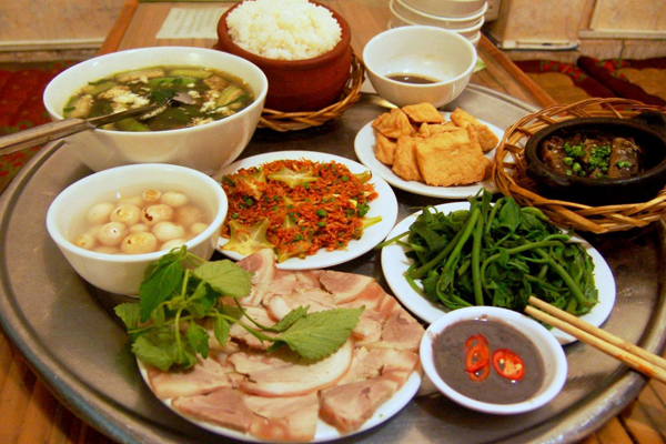 Vietnamese-food and drinks