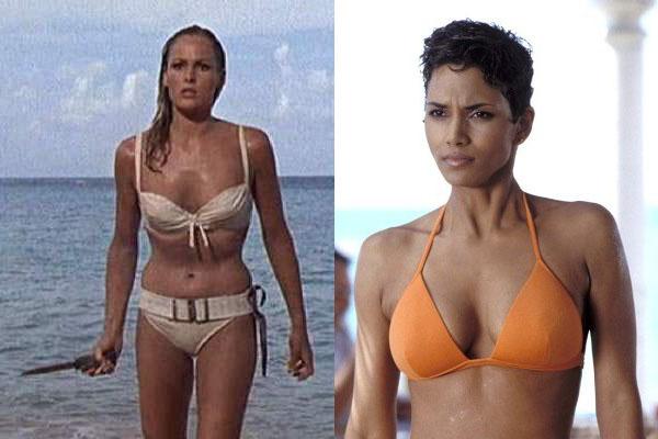 All Of The Bond Girls