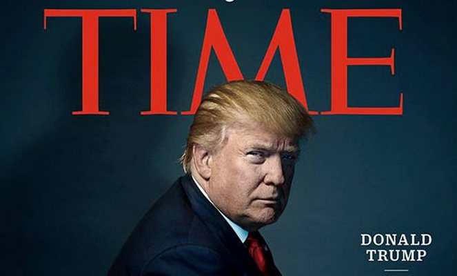 10 Best Reactions To Trump's Time Magazine Cover