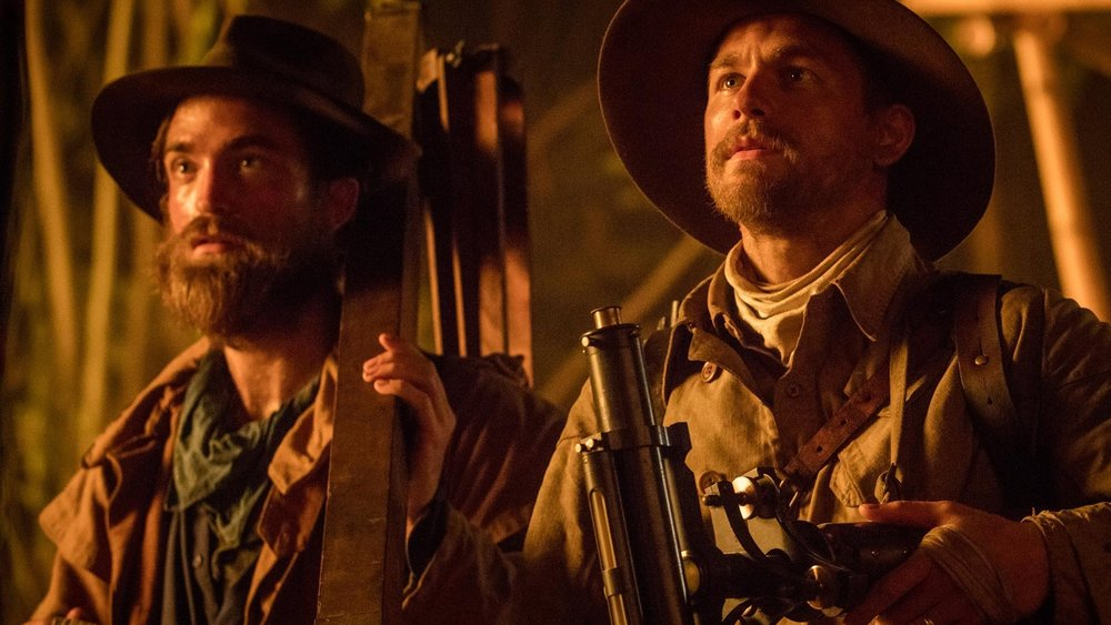 Adventure Thriller THE LOST CITY OF Z Trailer is Here, Starring ...