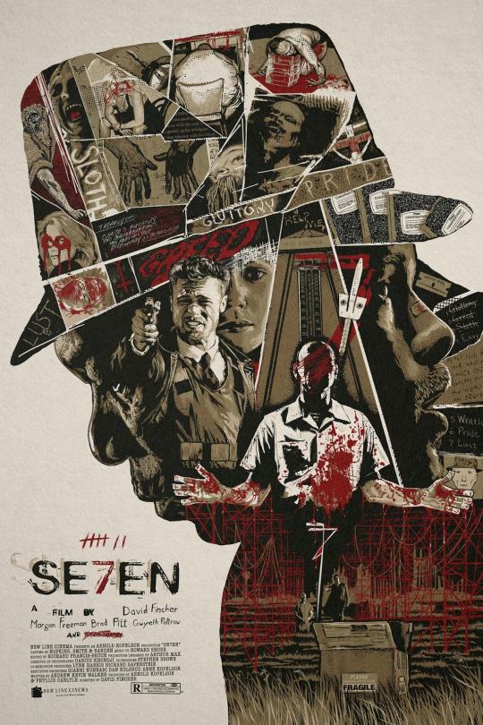 David Fincher's SE7EN