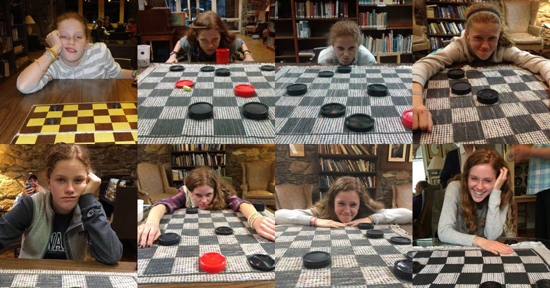 8 Years of Defeat in Checkers