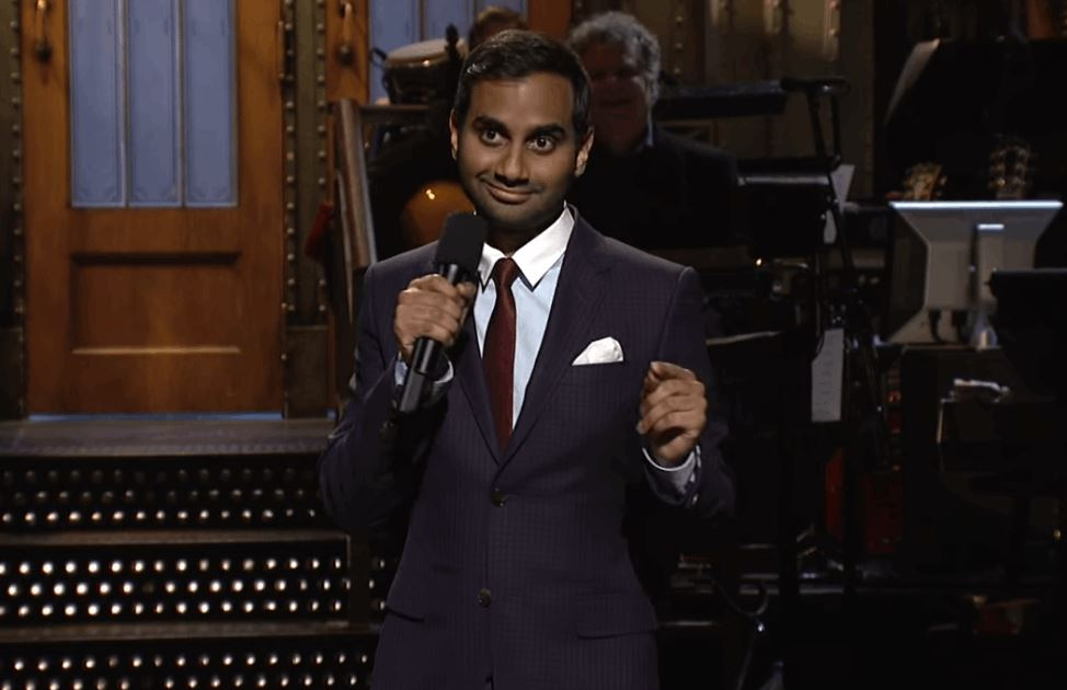 Aziz Ansari's 'SNL' Hilarious Monologue is a Attack On The 'lowercase kkk'