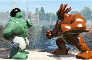 Hulk and Groot