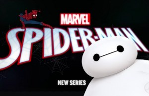 Spider-Man and Big Hero 6