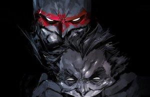 Batman and The Joker Art