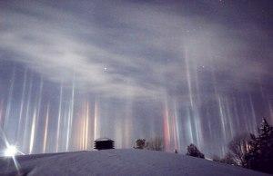 light-pillars
