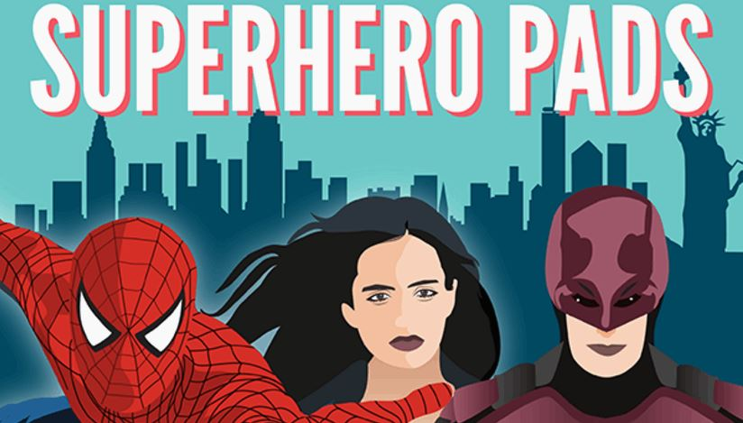 That Much Superheroes Pay For Rent in New York