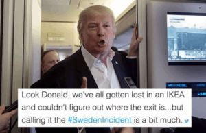Donald Trump's Sweden Incident Explained