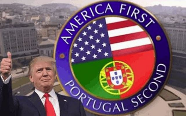 Portugal Welcoming Donald Trump