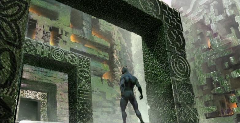 Black Panther's Wakanda