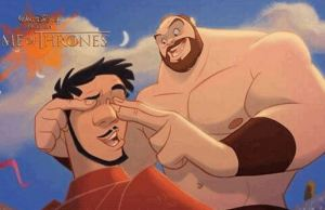 Game of Thrones is Made By Disney