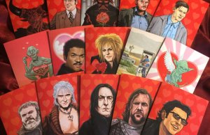 Geek Culture Valentine's Day Cards