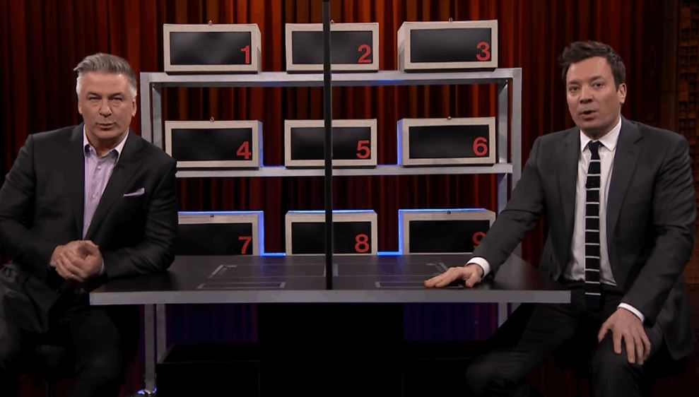 Donald Trump Won't Like This Jimmy Fallon and Alec Baldwin's Trump Impression Stand Off