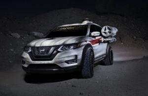 Nissan's Star Wars X-Wing Rogue SUV