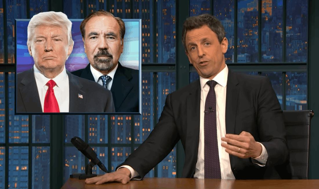 Seth Meyers Shoots Down Trump's Wall by Exposing Inconsistencies
