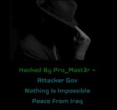Trump Site Hacked