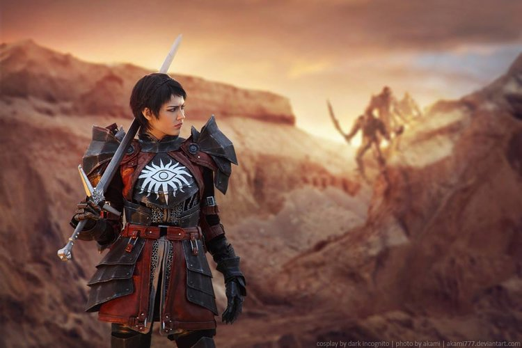 Cassandra Pentaghast From DRAGON AGE
