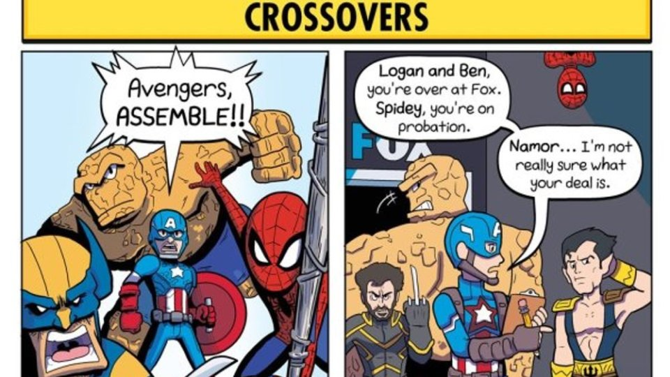 Differences of Marvel Comics And Marvel Movies