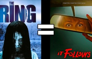 THE RING and IT FOLLOWS