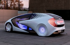 The Toyota concept i