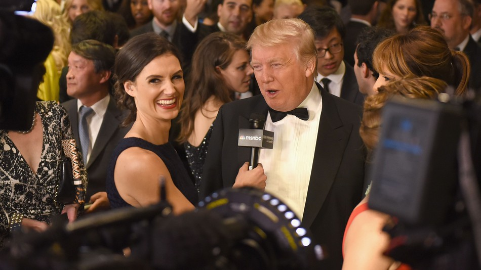 Internet is Having a Field Day With News That Trump is Skipping The Correspondents' Dinner