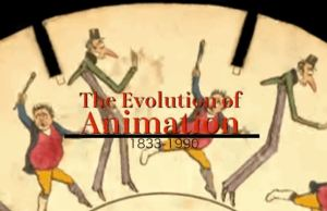 The Evolution of 2D Animation