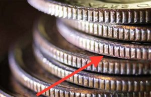 Why Some Coins Have Ridges