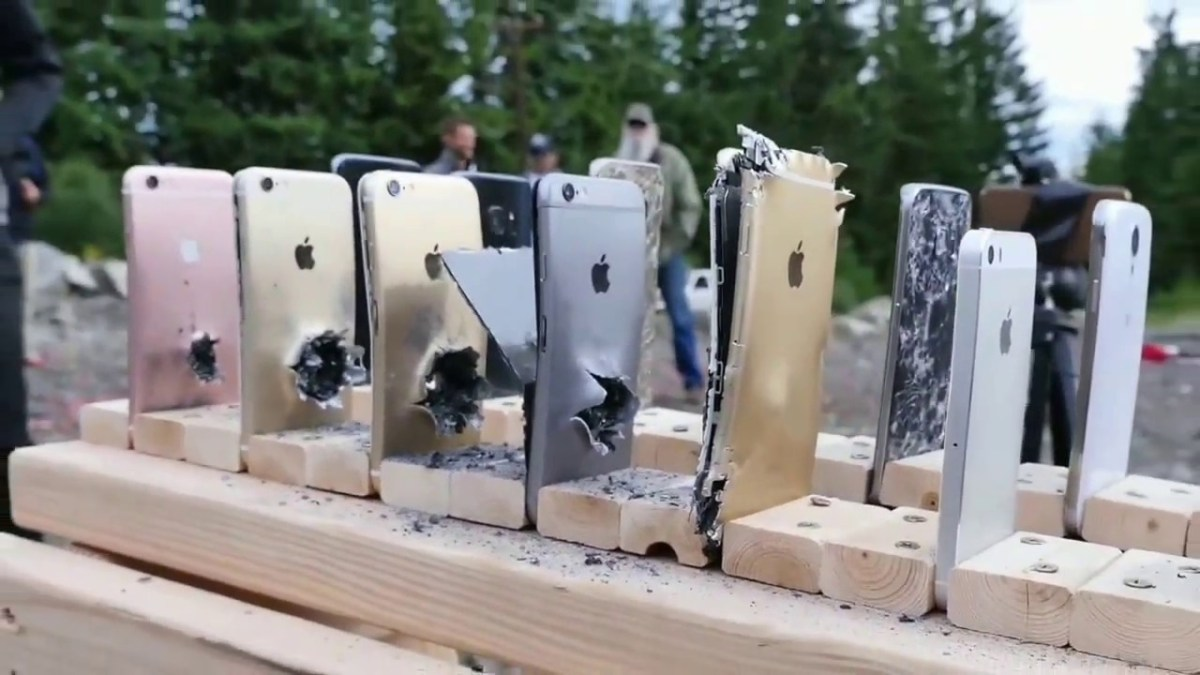 Which is More Bulletproof? Samsung Galaxy or iPhone