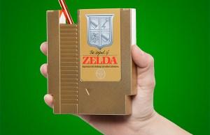 ZELDA Hydration NES Cartridge