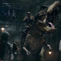 Over The Top IRON SKY Trailer Features a Reptilian Hitler Riding a T-Rex