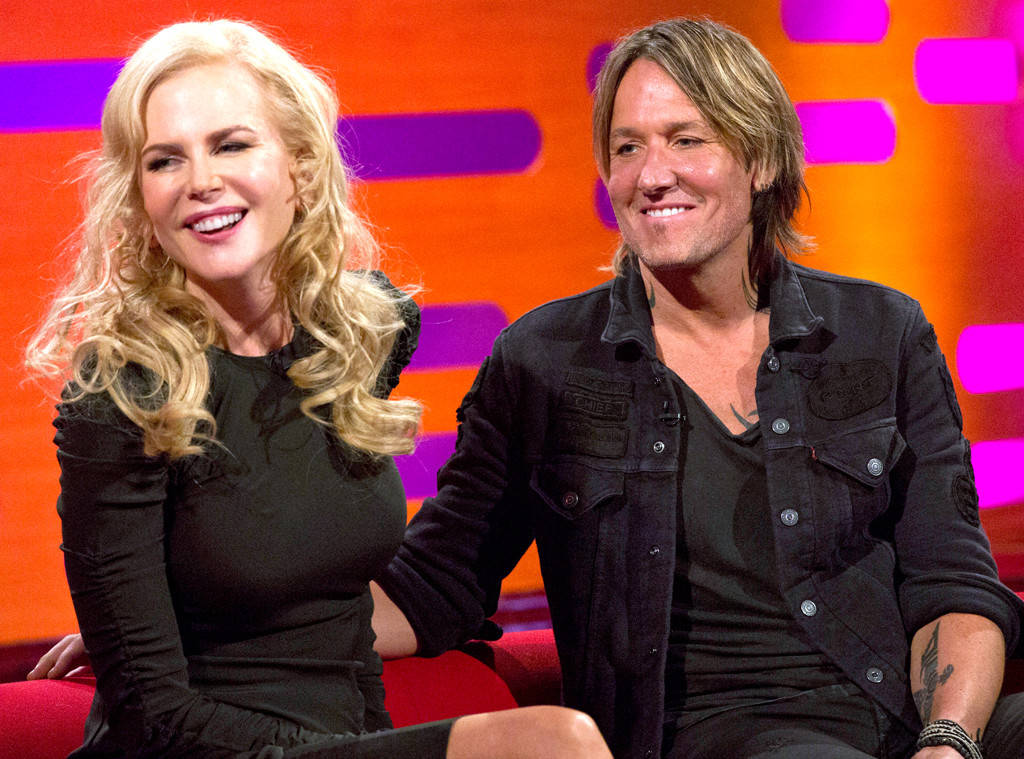 Graham Norton: Nicole Kidman Asked About Bathing Colin Farrell in Front of Keith Urban!