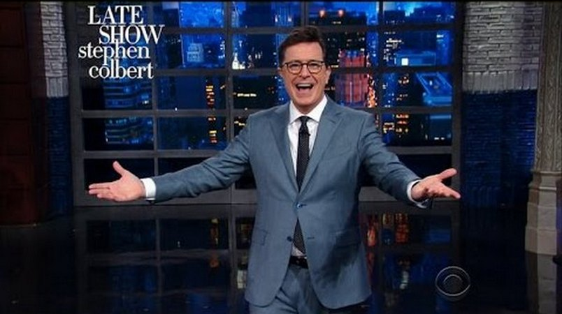 Stephen Colbert: Trump Was The Laughingstock Of NATO
