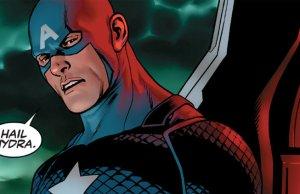 Captain America's Turn to Hydra