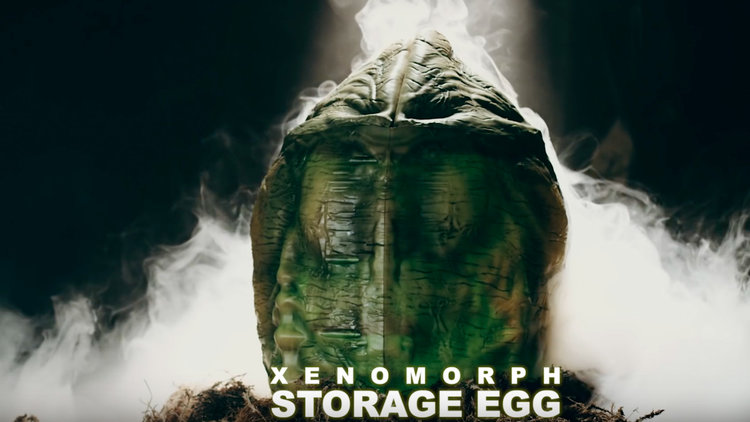ALIEN Storage Egg