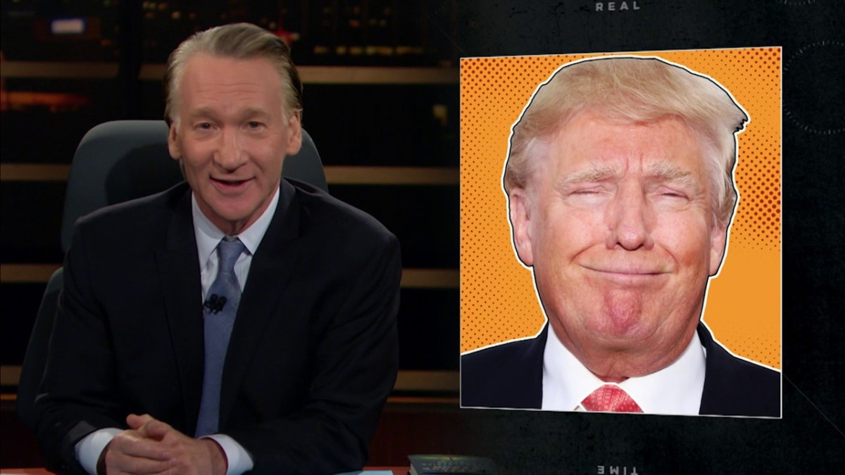 Bill Maher Blames Superheroes For Election Of Donald Trump
