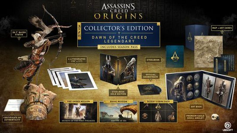 Assassin's Creed Origins Special Edition